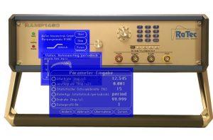 Rampengenerator RAMP 1450 Frontansicht